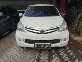 Toyota Avanza G at matic 2012, dp 10 jt bawa mobil
