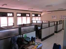 Furniture Kantor - Meja - Rak Arsip - Partisi