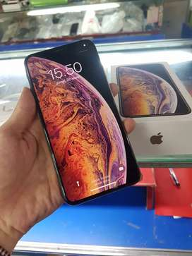 SECOND LIKE NEW !! IPHONE XS MAX 64 GB