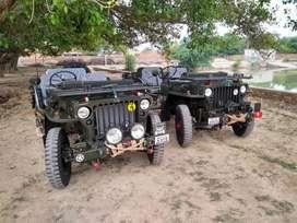 Guru Nanak Jeep modification