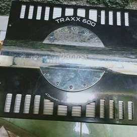 Power Amplifier Audio Mobil MAGNAT TRAXX600 4CH