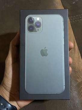 iPhone 11 Pro-256Gb Midnight Green