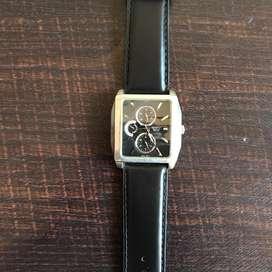 Leather - Casio Edifice Watch