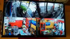 Alat keamanan kamera CCTV harga murah