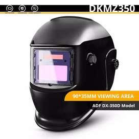 DEKO Helm Las Otomatis Auto Darkening Welding Helmet - MZ224 - Black
