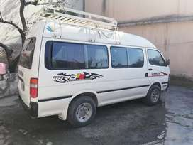 Toyota Hiace For Sale in Abbottabad