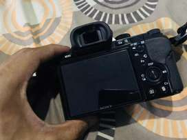 Sony a7 4k picture with mount viltrox orignal read add first
