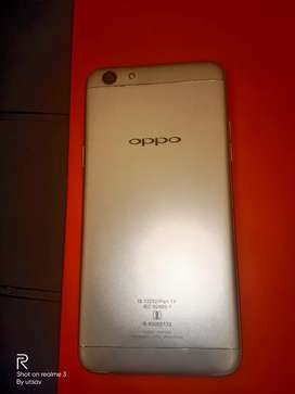 Oppo f3 used 2 years