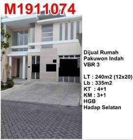 Dijual Rumah Siap Huni Pakuwon Indah Villa Bukit Regency 3