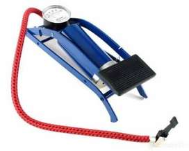 High Pressure Foot Pump Pompa Angin Injak Gas Ban Mobil Motor ID35