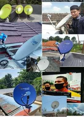 Antena parabola mini kec duduksampeyan