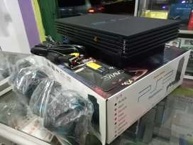 PS2 Fat /Tebal model hdd game