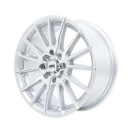 pelg murah HSR Tarutung 2074 Ring 15x65 H8x100-1143 ET38 Silver Machin