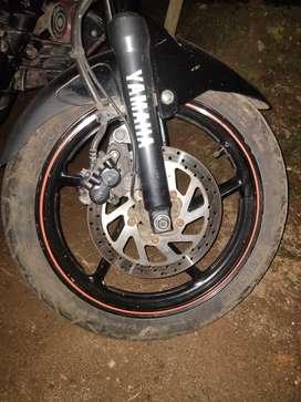 Fz alloy wheel