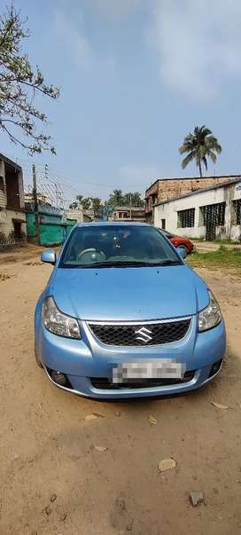 Maruti Suzuki SX4 2010 Petrol Well Maintained