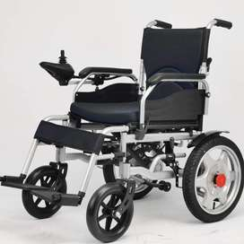 Remote Electric Wheelchair Foldable and Light weight