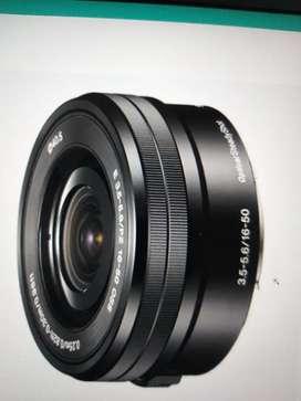 Sony 16 50 lens