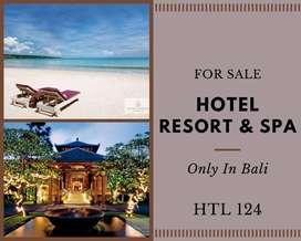 HTL 124 JUAL HOTEL ESTETIK BALI @455#$