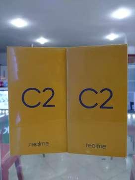 Realme c2 2/32 baru masih segel