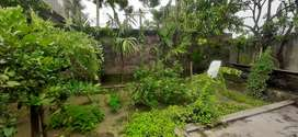 Road side house and land for sell