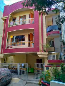 1 BHK semifurnished home @9500 per month ( negotiable )