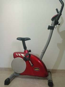 Magnetic Stationary Exer-Bike