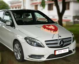 Wedding Car# Mercedes-Benz# offer price