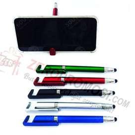 Souvenir Pen Promosi Pulpen Sylus jepit Hp 751