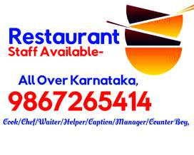 Available STAFF, For Restaurant // Hotel,,, Contact - Arjun Rathod-