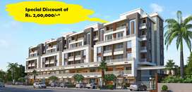 Hurry Rs. 200000* DISC. on 3BHK Penthouse@Kuber Expression@Dabhoi Road