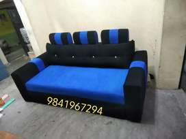 All model three seater sofa available