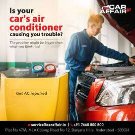 Car AC Repair & Service by Car Affair