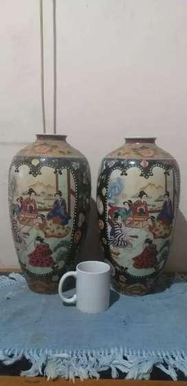 Guci keramik, jepang