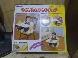 Richell Baby Chair booster kursi makan bayi