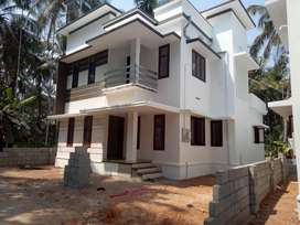 Vellimadukunnu 4.50 Cent 3 Bed New House 68 Lakh
