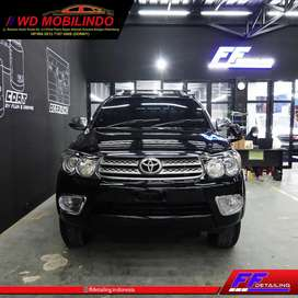 Fortuner G Matic 2011 Kinclong Abis Guys