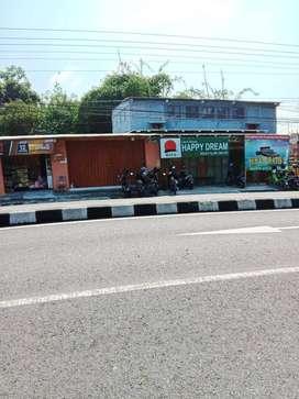 Ruko Cocok Usaha di Jl. Magelang km 12,5, Dekat RSUD Sleman