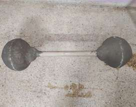 Weight lifting (approx. 10KG)