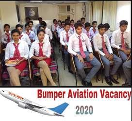 Ground staff job 2020