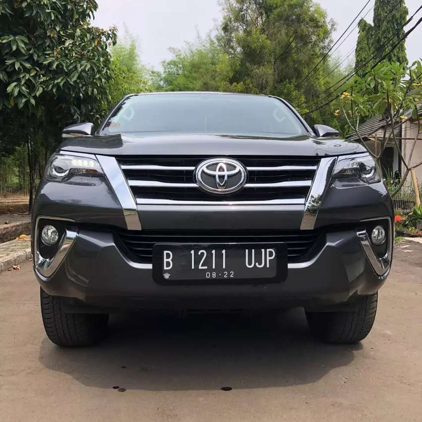 Fortuner VRZ AT 2016 Like New 0