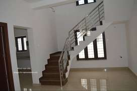 1550 sqft 3 BHK River view villa for sale in palakkad town