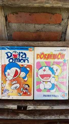 Jual Komik Doraemon (Kondisi Bagus dan Terawat)