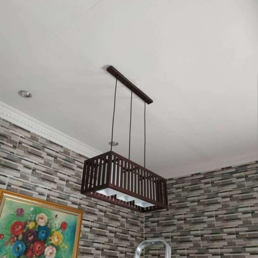 lampu gantung hias dekorasi meja makan minimalis-ruang keluarga ID73 0