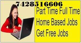 Internet Base Work As Part Time • Part Time Jobs  @ Rohini