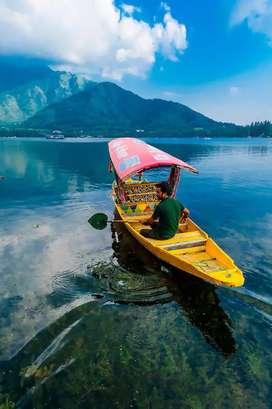 Kashmir honeymoon tour package