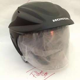 Helm Honda HMJ-3 Half Face New Original