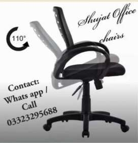 Office Chairs Avialable At Resonable Price | Shujat Chair House
