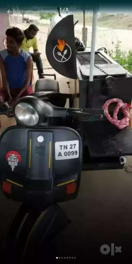 BBQ Scooter For Sale