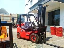Forklift di Anambas Murah 3-10 ton Mesin Isuzu Mitsubishi