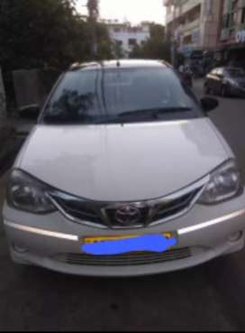 Toyota Etios 2015 Diesel Well Maintained,